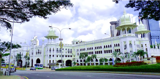 Old railway station places to visit in kuala lumpur for Classic house kuala lumpur