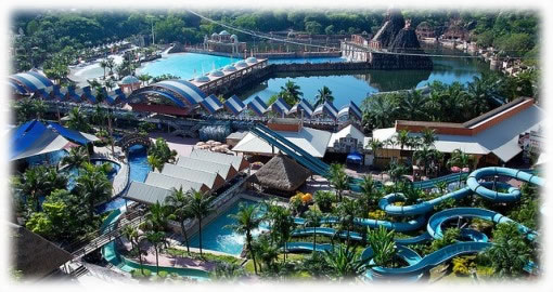 Sunway Lagoon Theme Park Places To Visit In Kuala Lumpur
